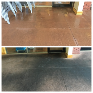 commercial pressure washing spring hill fl