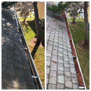 gutter cleaning spring hill fl