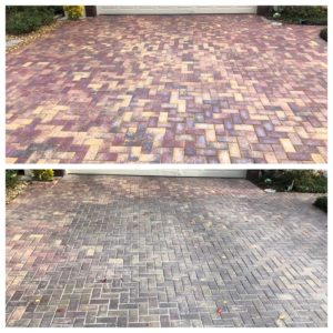 paver cleaning spring hill fl