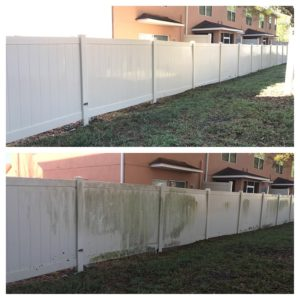 pressure washing spring hill fl