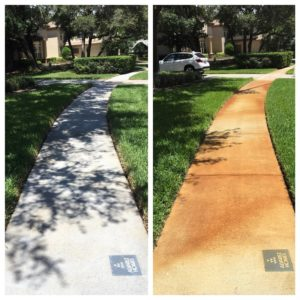 commercial pressure washing Crystal River